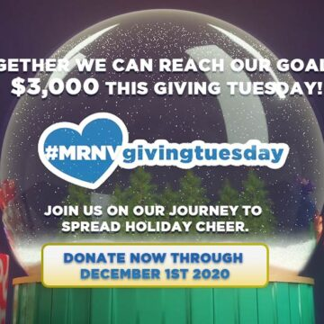 #MRNVgivingtuesday2020 FB LIVE