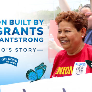 #IMMIGRANTSTRONG: Rosario's Story