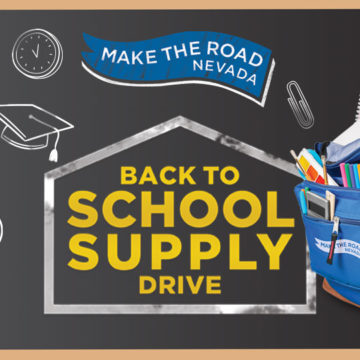 Back to School Supply Drive 2019
