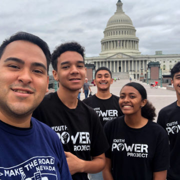 Youth Power Project takes Washington D.C.