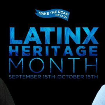 – Latinx Heritage Month –