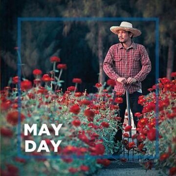 MAY DAY: A DAY TO REMEMBER