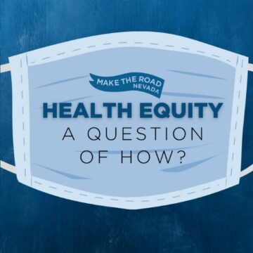 Health Equity: A Question Of How?